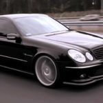 Mercedes 55 AMG