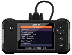 Test et avis sur la valise de diagnostic Ancel FX2000